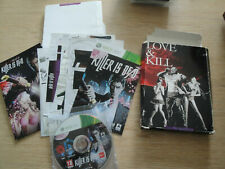 Killer Is Dead  Fan Edition Microsoft Xbox 360, 2013, Collectors, Limited
