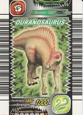 Ouranosaurus 2005 Edition English Dinosaur King Card