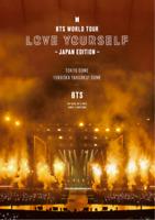 BTS LIVE Regular Blu-ray  WORLD TOUR 'LOVE YOURSELF  JAPAN EDITION