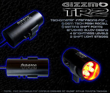 New Genuine * GIZZMO AUSTRALIA * TR2 Shift Light Tachometer - Skyline 200SX RX7