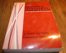 Readings on Reading Instructions 3rd Edition