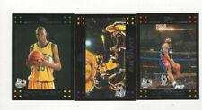 2007/08 Topps Basketball Complete Base Set! 1-135 Kobe, Lebron, Kevin Durant RC!