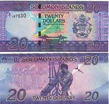 A SAISIR     BILLET  20  DOLLARS     ILES SALOMON    NEUF   2017    !!!    UNC .
