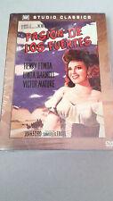 """DVD """"PASION DE FUERTES"""" PRECINTADA CON FUNDA CARTON JOHN FORD HENRY FONDA"""