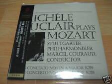 MICHELE AUCLAIR / PLAYS MOZART MINI LP CD NEW