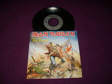 SP IRON MAIDEN / THE TROOPER / EMI 1077647 FRENCH PRESS NWOBHM