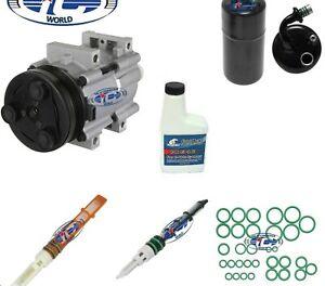 A/C Compressor Kit Fits Ford Escort 94-02 Mercury Tracer 94-99 OEM FS10 57130