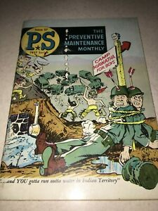 PS The Preventive Maintenance Monthly #57 VG+ 4.5 1957