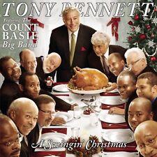 1 CENT CD A Swingin' Christmas - Tony Bennett CD