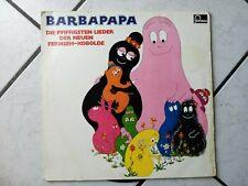 Barbapapa-die pfiffigsten Lieder -   Hörspiel LP  von Fontana