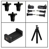 Kit accessori Adapter tripod supporto Action cam sport Gopro Sjcam Xiaomi