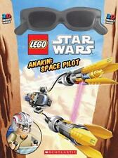 LEGO Star Wars: Anakin: Space Pilot: Space Pilot (3D) Aaron Rosenberg Hardcover