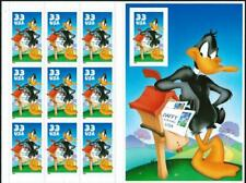 USA - 1999 'DAFFY DUCK' Self Adhesive Booklet of 10 [B0627]