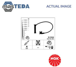 NGK IGNITION CABLE SET LEADS KIT 0642 G NEW OE REPLACEMENT