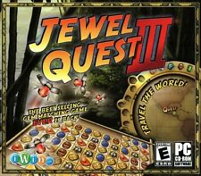 Jewel Quest III PC Games Windows 10 8 7 XP Computer puzzle mystery quest 3 NEW