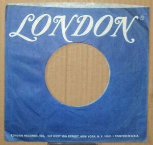 """London"",""Company Sleeve"",""Original"",""45rpm"",""7inch"",""Record"",""Vintage"",} )));0>"