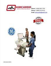 Ge Case T2000t2100 Stress Treadmill Cardiac Stress Systemrefurbishedwarranty
