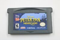 Disney's Peter Pan: Return to Neverland (Gameboy Advance)