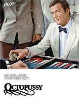 Octopussy (DVD - Widescreen) ~ Roger Moore as 007 ~  New & Factory Sealed!