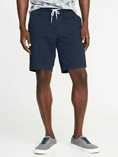 """OLD NAVY Built-In Flex Drawstring Jogger Shorts for Men(8"""") sz Large NWOT RRP$50"""