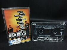 Bad Boys Motion Picture Soundtrack Cassette Tape (1995) 2Pac KMFDM Warren G MN8