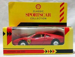 Maisto Shell Classic Sports Car 1:37 Ferrari 288 GTO 1991 Diecast
