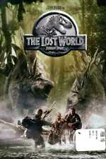 New The Lost World 1997 Jurassic Park Dvd Movie Lost World JurassicPark