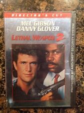 Lethal Weapon 2 (DVD, 2000, Directors Cut)NEW Authentic US Release