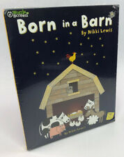 Born In A Barn - Nikki Lewis - New & Sealed CD Rom - Words On Screen