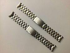 18MM WATCH BAND STAINLESS STEEL BRACELET FOR OMEGA SEAMASTER SPEEDMASTER