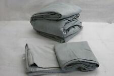 Northern Nights 500Tc 100% Cotton Reversible Sheet Set Full Grey Rtl$62