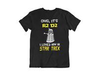Star Wars Star Trek Dr Who inspired T-Shirt