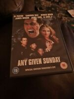 Any Given Sunday DVD (2000) Al Pacino, Stone (DIR) Cert 15 Special Edition