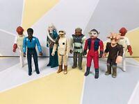 vintage 1980 Star Wars Figures Bundle Job Lot ⭐️ 8 Classic Toys
