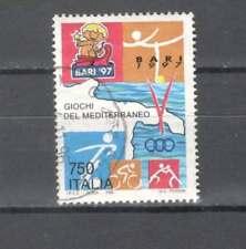 N.2240 - ITALIA 1996 - GIOCHI DEL MEDITERRANEO - MAZZETTA DA 25 - VEDI FOTO