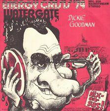"""DICKIE GOODMAN – Energy Crisis '74 / Watergate (1974 VINYL SINGLE 7"""" GERMANY)"""
