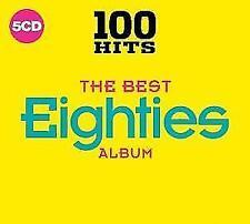 100 Hits-Best 80s Album von Various Artists (2017)
