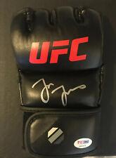 "Jon ""Bones"" Jones Autograph Gloves PSA/DNA Authenication"