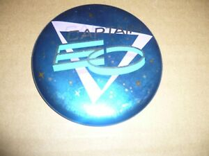 Michael Jackson - Captain EO badge Tokyo Disneyland no promo smile