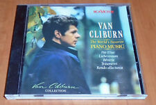 "Van Cliburn ""The World's Favorite Piano Music - CD"