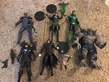 Dc Multiverse Mcfarlane Figure Lot. Grimm Knight,Batman Who Laughs, More
