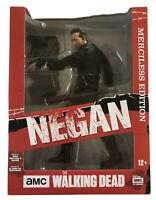 "The Walking Dead 10"" Negan Merciless Edition Deluxe Figure NEW McFarlane Toy AMC"
