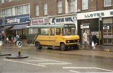 Colour Photograph of Eastern National Omnibus Co. Ltd. - D234 PPU