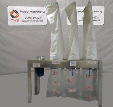 New Air Plants D4250 3 Bag dust  extraction unit *£2,200 Plus VAT*