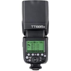 Godox TT685S  TTL Camera Flash With S Mount bracket