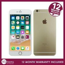 Apple iPhone 6S Plus A1687 64GB Android Mobile Smartphone Gold Unlocked GRADE B
