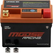 Moose Racing Lithium Battery - 2113-0742 Honda Husky Kawasaki KTM Yamaha HUTZ5S