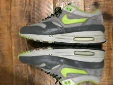 Nike Air Max 87 1 HUF US8 UK 7 USED VINTAGE SAFARI JORDAN PIGEON SUPREME DQM
