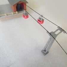 Modellbausatz -  Erweiterung 1 Seilbahnmast - Spur-Z (Bremer Modellbau)