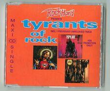 Rock Hard Promo-CD 4-track ©1991 2x PEARL JAM Wash + Alive Blitzspeer Warbabies